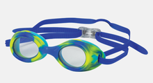 GOGGLES STINGRAY JUNIOR GR-BLU